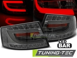 Audi A6 C6 Sedan, Led Bar Hátsó Lámpa by Tuning Tec (Évj.:2004.04 - 2008)